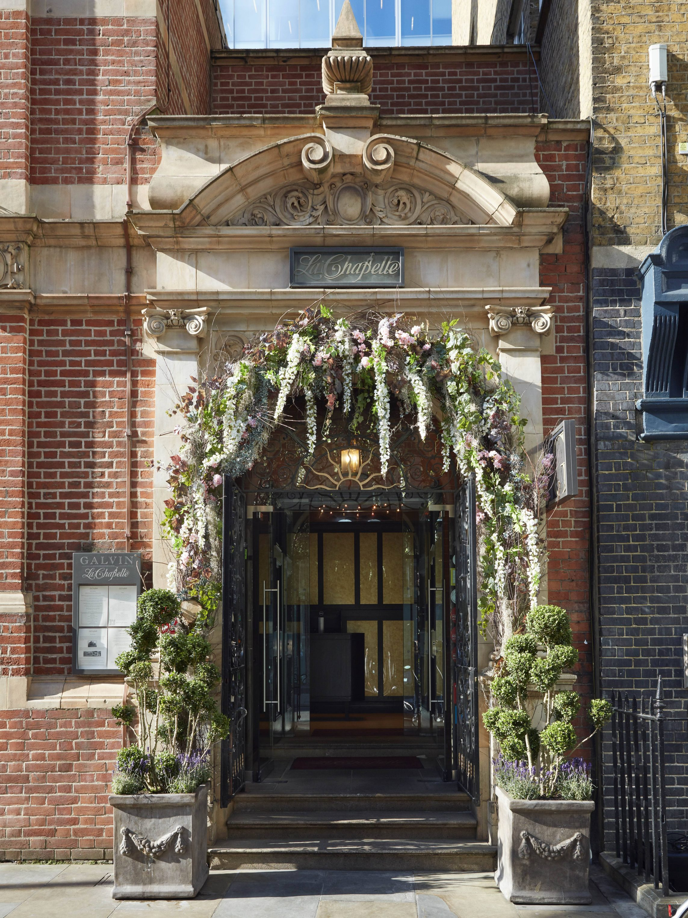 Galvin Restaurants - Michelin Star Restaurants London - Galvin La Chapelle