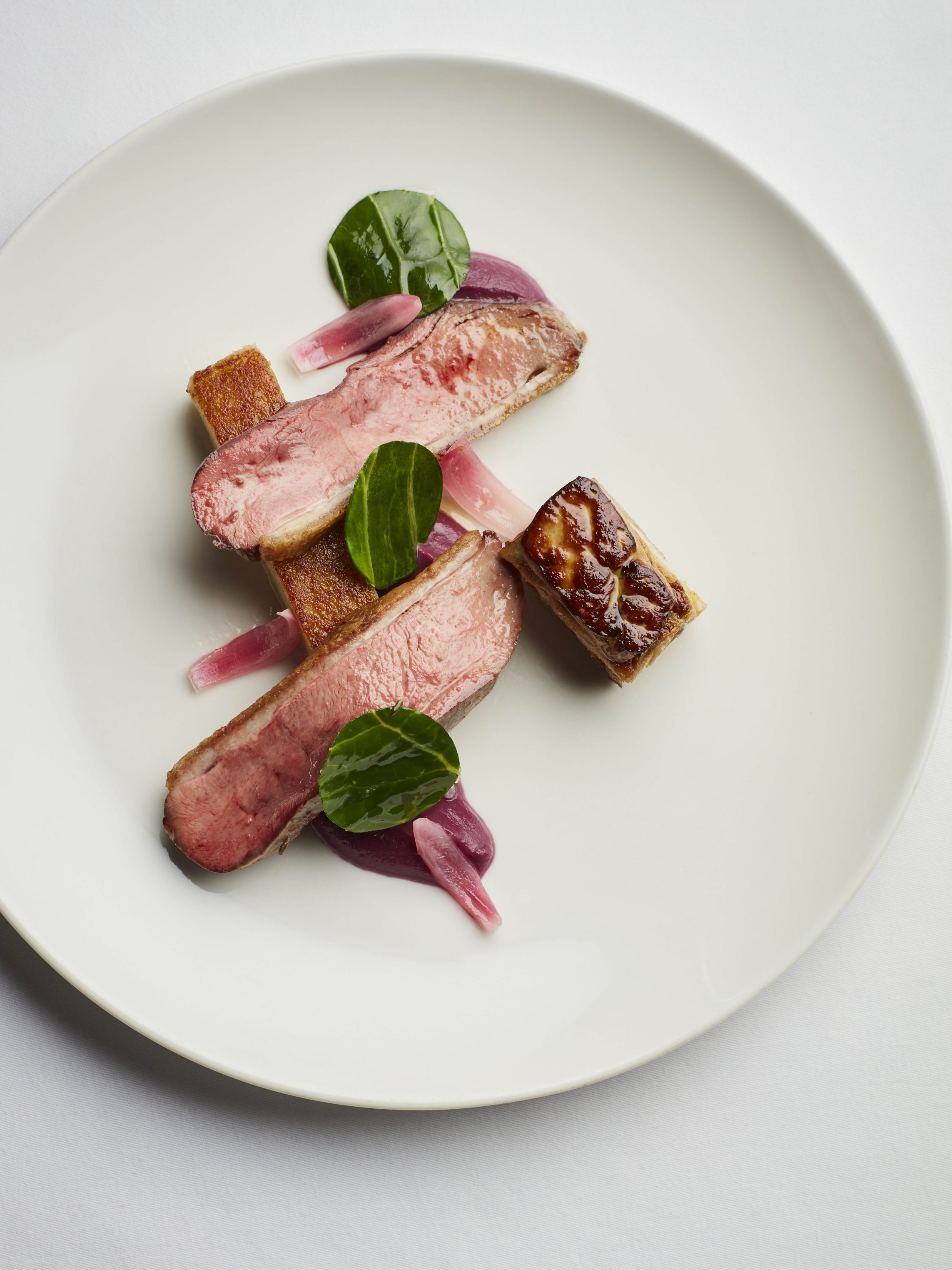 Galvin Restaurants - Michelin Star Restaurants London - Duck